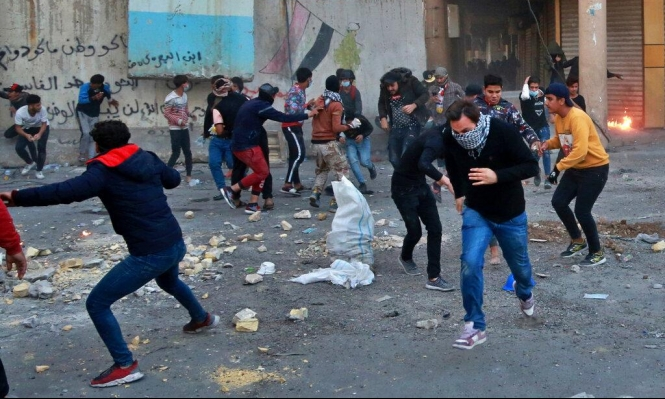 العراق: 7 قتلى وعشرات الإصابات على يد قوات الأمن