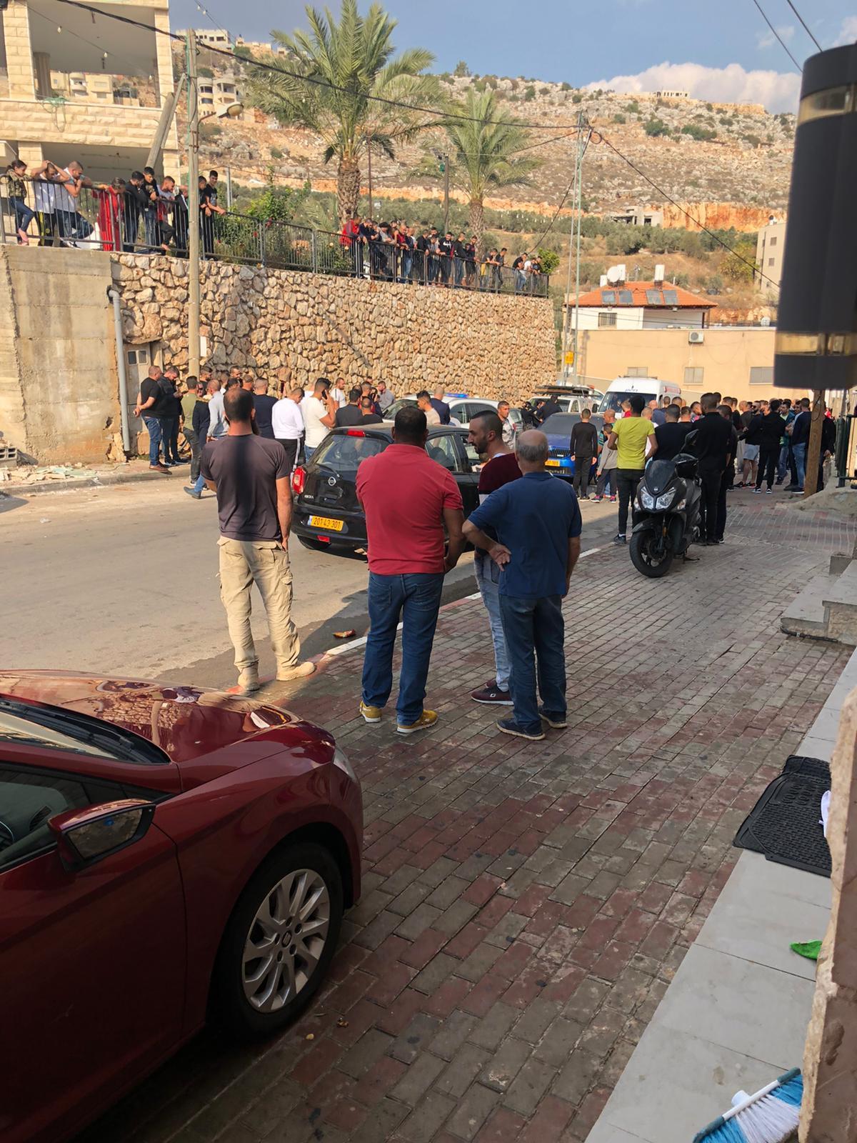 دير الأسد: إطلاق نار على دورية شرطة