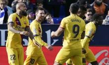 برشلونة يقلب الطاولة أمام ليغانيس