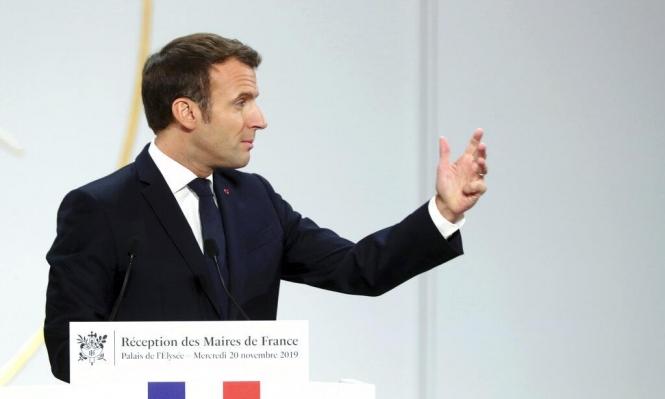 """فرنسا تتهم أميركا بـ""""توتر الشرق الأوسط"""""""