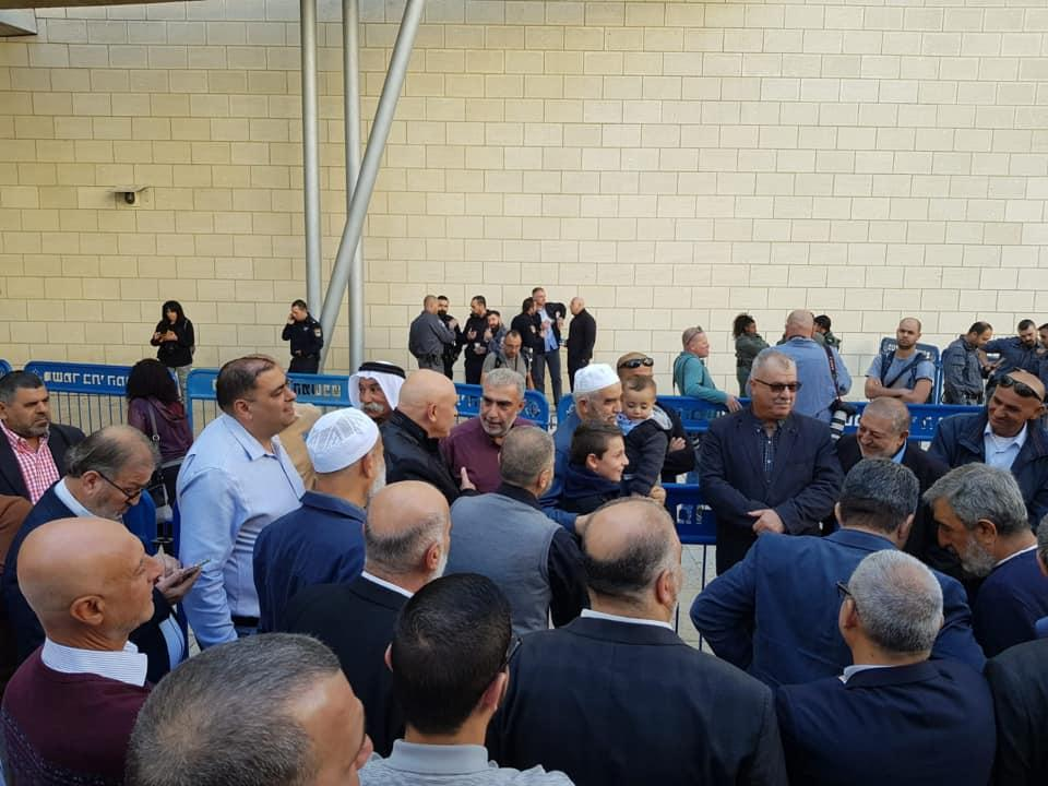"""إدانة الشيخ رائد صلاح بـ""""التحريض"""" و""""دعم وتأييد منظمة محظورة"""""""