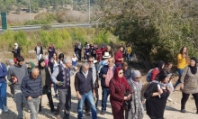 """""""مبادرة وطن"""": عودة إلى قرية لوبية المهجرة"""