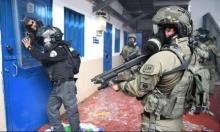 """الاحتلال يعتدي على الأسرى في سجن """"نفحة"""""""