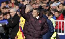 مدرب برشلونة يواجه مشكلة قبل ملاقاة دورتموند