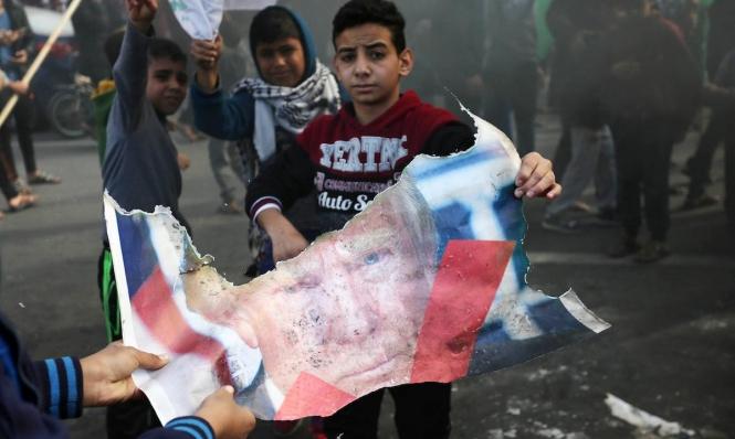 """الثلاثاء: """"يوم غضب"""" بالضفة رفضا للسياسة الأميركية الداعمة للاحتلال"""