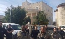 بلديّة أمّ الفحم تستنكر اقتحام الشرطة لمنزل د. سليمان أحمد