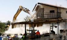 الاحتلال يهدم مقهى في بتير ويعتقل 10 شبان بالعيسوية