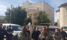 أم الفحم: الشرطة تقتحم منزل د. سليمان إغبارية