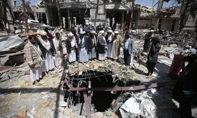 قتلى وجرحى بغارات للسعودية على مواقع للحوثيين بالحديدة