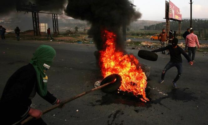 """""""يوم غضب"""" فلسطيني رفضا  لـ""""شرعنة الاستيطان"""".. والاحتلال في حالة تأهب"""