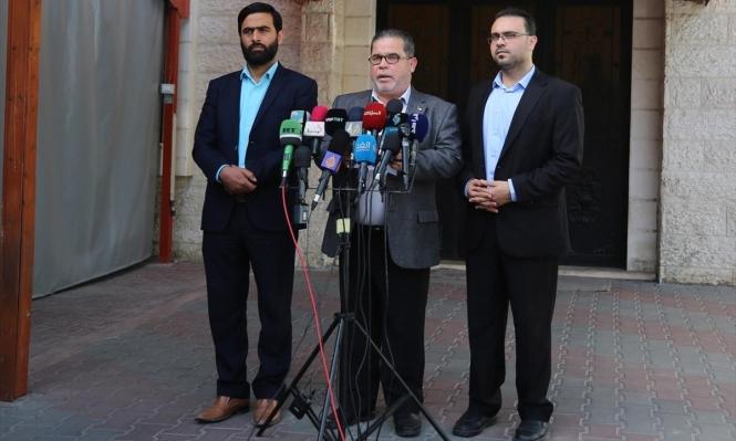 """""""حماس"""" تؤجل """"موقفها الإيجابي"""" من الانتخابات احتجاجًا على اعتقال أسرى محررين"""