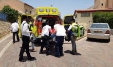 حيفا: إصابة خطيرة لشاب فقد سيطرته على الدراجة