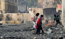 """""""عذرا.. العراق مغلق لصيانة الوطن"""": ارتفاع حصيلة قتلى الاحتجاجات"""