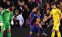 دوري الأبطال: برشلونة يسحق دورتموند ويتأهل