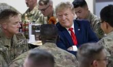 بشكلٍ مفاجئ: ترامب يزور القوات الأميركيّة في أفغانستان