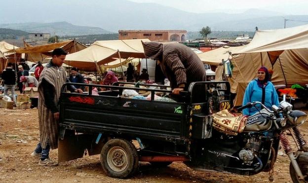 نقابة أهلية تتهم الحكومة المغربية بالتطبيع الاقتصادي مع إسرائيل
