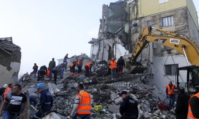 ألبانيا: ارتفاع عدد ضحايا الزلزال إلى 30 قتيلا