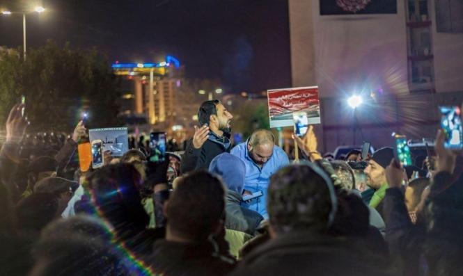 منظّمة حقوقية: الأردن يحتجز 7 أشخاص لقمع تظاهرات غلاء المعيشة