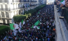 25 معتقلًا في احتجاجات الجزائر المتواصلة