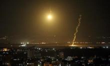 """الاحتلال يجدد قصفه مواقع """"حماس"""" في غزة"""