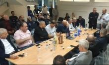 جديدة المكر: اجتماع طارئ بعد إطلاق النار على منزل رئيس المجلس