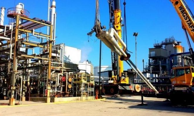 روسيا وأميركا صراع على صادرات الغاز والجزائر تدفع الثمن