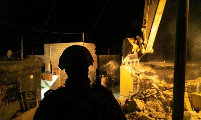 تقرير: الاحتلال هدم 39 منزلا للفلسطينيين بأسبوعين