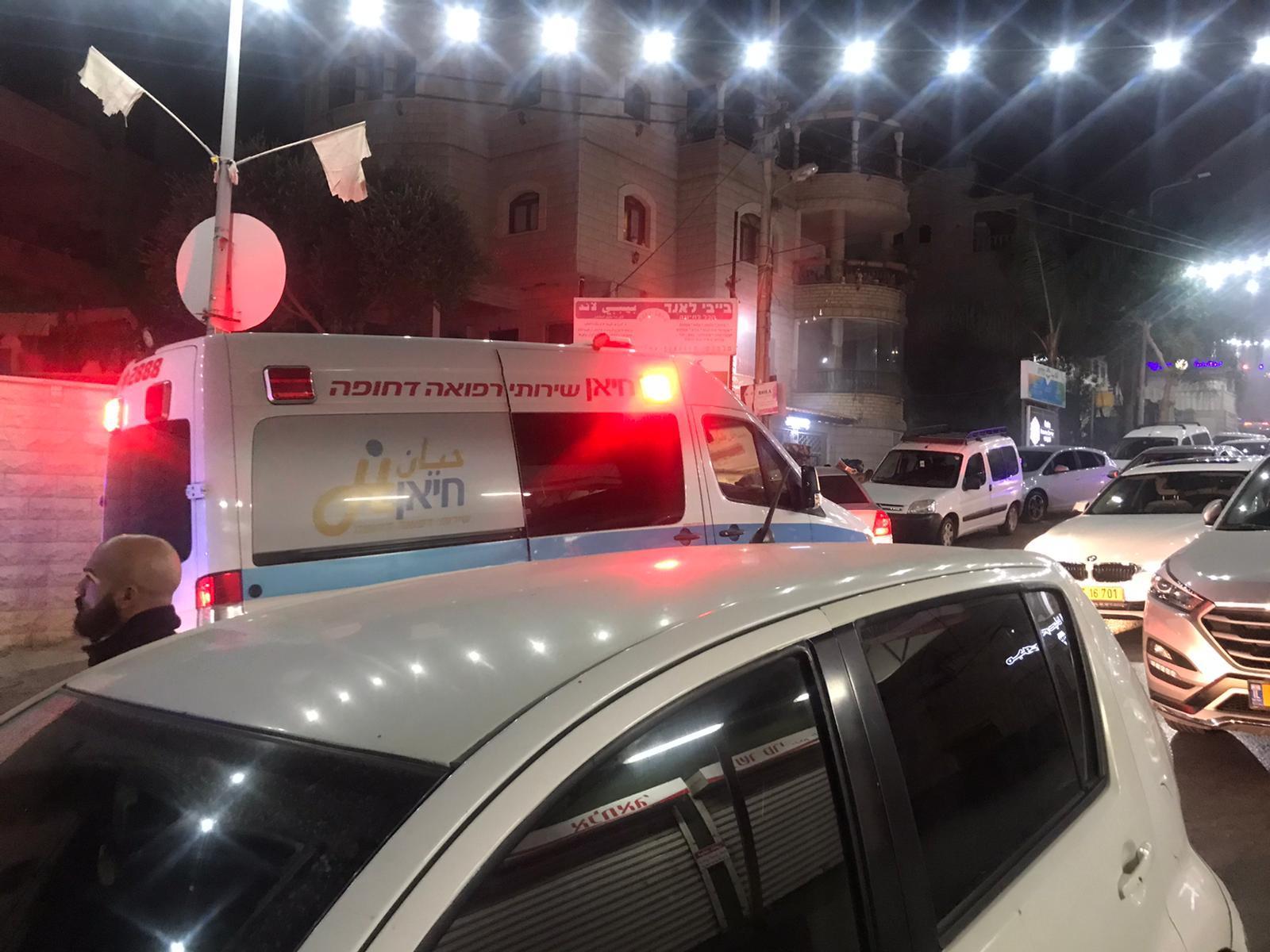 دير الأسد: ألسنة النار تلتهم محلا تجاريا