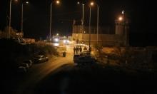 اعتقالات بالضفة وإضراب ببيت عوا بعد استشهاد المسالمة