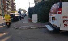 اللد: إصابة شاب في جريمة إطلاق نار