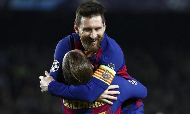 ميسي يسعى لكسر معاناته أمام أتلتيكو مدريد