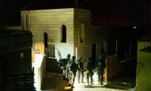 اعتقال 11 فلسطينيا بينهم شقيق الشهيد أبو دياك