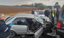 مصرع امرأة في حادث طرق قرب الشبلي