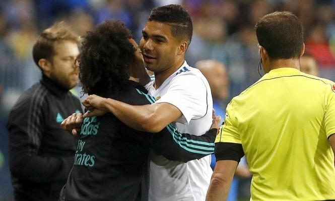 كاسيميرو يثير قلق ريال مدريد قبل الكلاسيكو