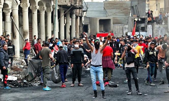 """""""هيومن رايتس ووتش"""": عمليات اختطاف مرتبطة بمظاهرات العراق"""