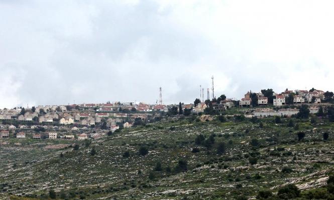 الأردن يدين إعلان إسرائيل عن مشاريع استيطانية جديدة