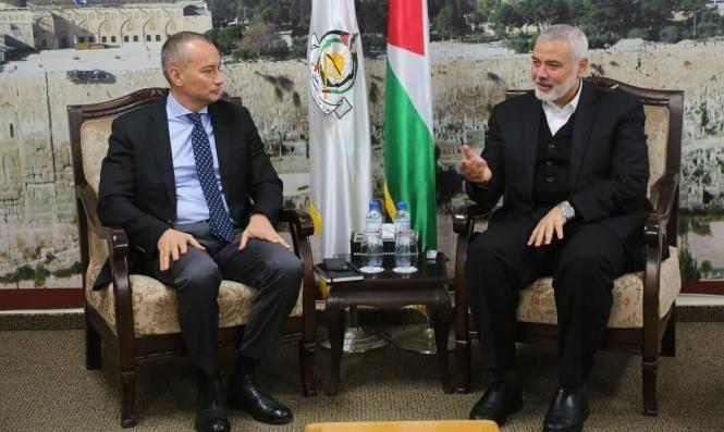"""""""مؤشرات"""" فلسطينية وإسرائيلية على تقدم محادثات التهدئة بغزة"""