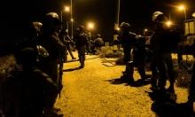 اعتقالات وسلب أموال ومزعم ضبط أسلحة بالضفة