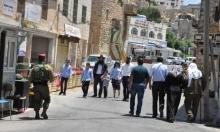 مخطط للمستوطنين للاستيلاء على العقارات بتخوم الحرم الإبراهيمي
