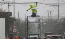 الإعصار كاموري يضرب الفيليبين ويغلق مطار مانيلا