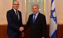 يزور إسرائيل وغزة: وزير خارجية إيرلندا ينتقد سياسات نتنياهو وترامب