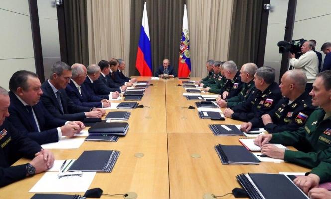 بوتين يصادق على قانون قد يقيد حرية الصحافة والتدوين