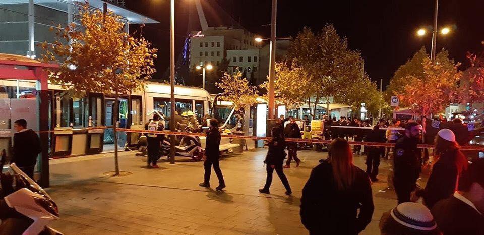القدس: مصرع شابة تحت عجلات القطار الخفيف
