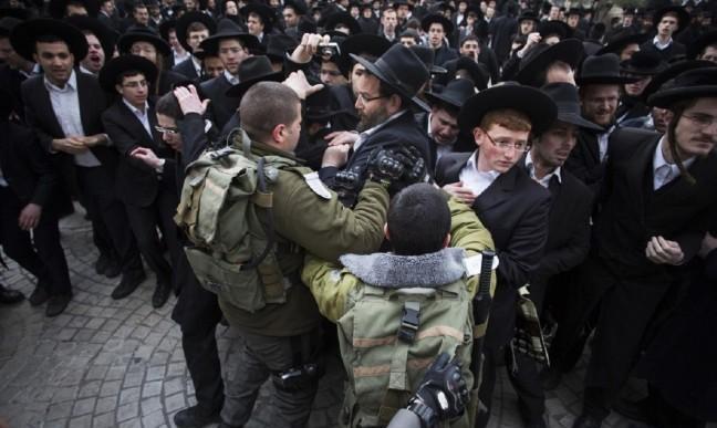 تقارير كاذبة للجيش الإسرائيلي بشأن تجنيد الحريديين