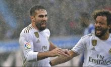 إصابة هازارد ومارسيلو... ضربتان لريال مدريد قبل الكلاسيكو