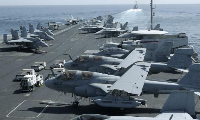 واشنطن تدرس إرسال 14 ألف جندي للشرق الأوسط لردع إيران