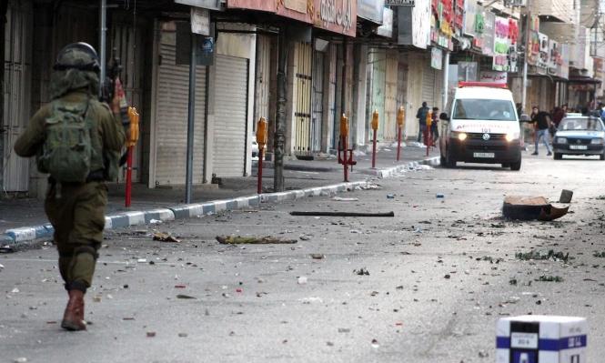 مستوطن يدهس فلسطينيا ويصيبه بجراح جنوبي الضفة