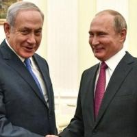 مباحثات إسرائيلية روسية تتناول الوجود الإيراني في سورية