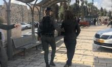 الاحتلال يعتقل طاقم تلفزيون فلسطين في القدس