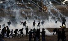 غزّة: 37 إصابة جراء قمع الاحتلال لمسيرة العودة